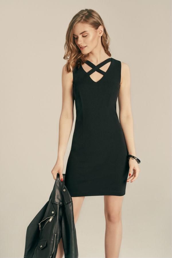 Elegancka sukienka wieczorowa